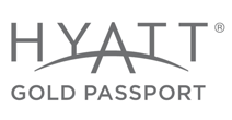 Hotel Loyalty Program Hyatt Gold Passport Logo